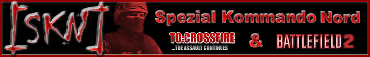 TO:Crossfire Clan - Spezial Kommando Nord